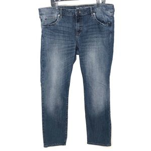 Gap real straight fit jeans Size 18